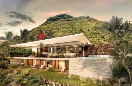 Villa d'exception avec vue imprenable sur l'océan, le lagon et le Morne