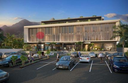 Green Business Hub situé à Bagatelle