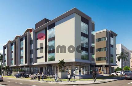 NOUVELLEMENT CONSTRUIT! Business hub stratégiquement situé à Ebène. Devenez propriétaires de vos propres espaces bureaux!